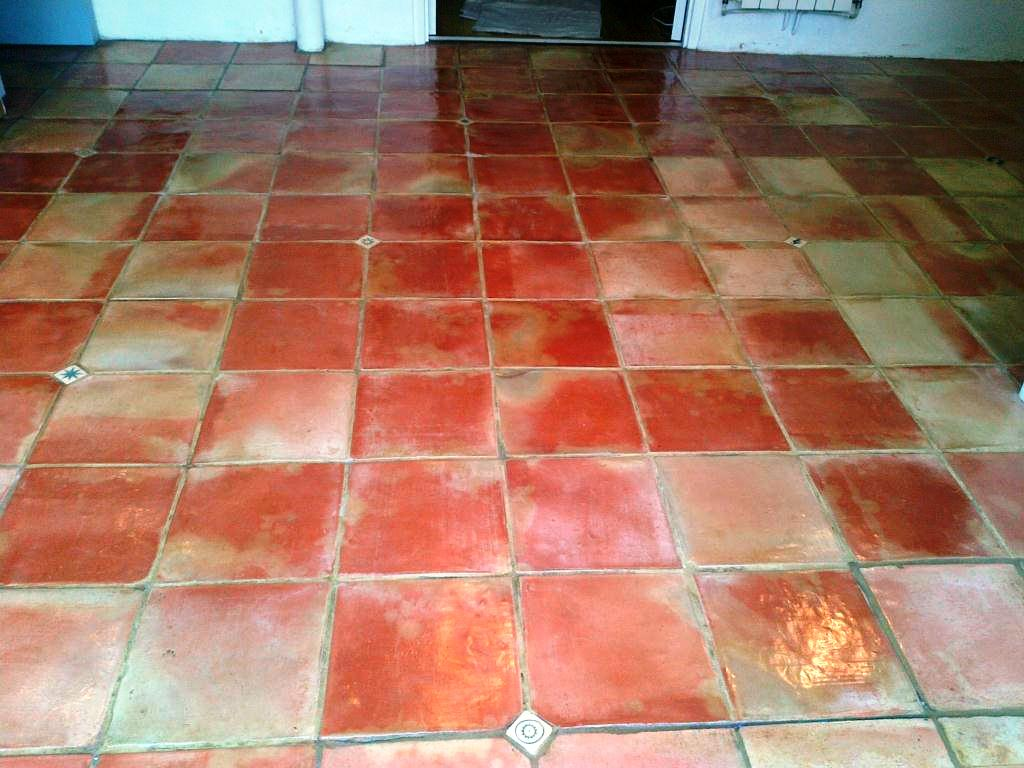 Terracotta Tile in Denham After