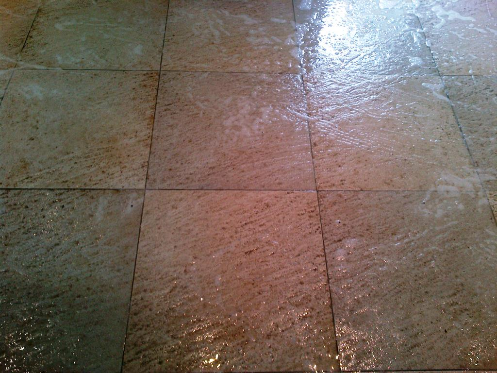 Ceramic Tile Wendover Washing