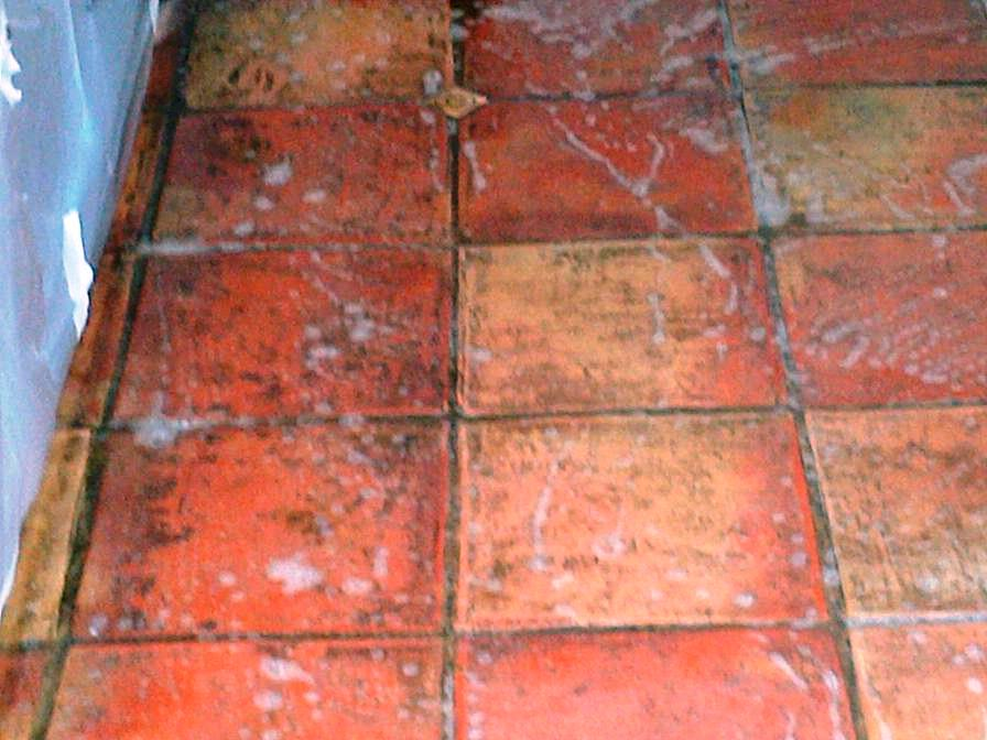 Terracotta Tile in Denham Cleaning