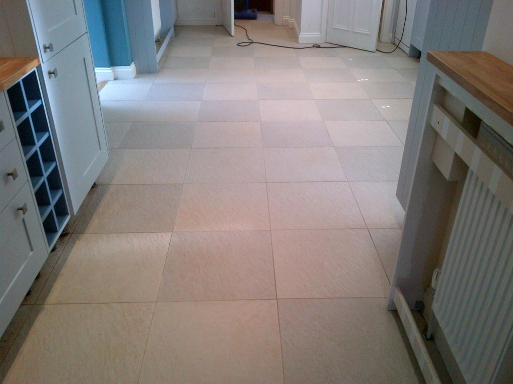 Ceramic Kitchen Flooring Deep Cleaning Textured Ceramic Kitchen Floor Tiles Wendover Bucks