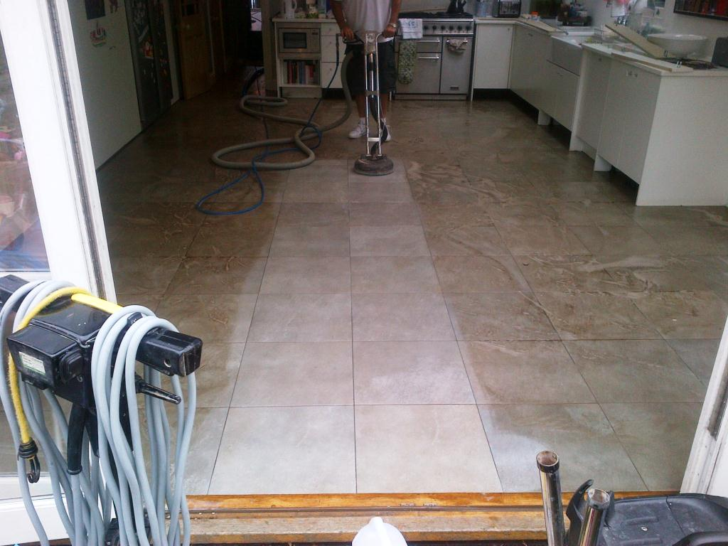 Cleaning Micro porous textured porcelain in beaconsfield