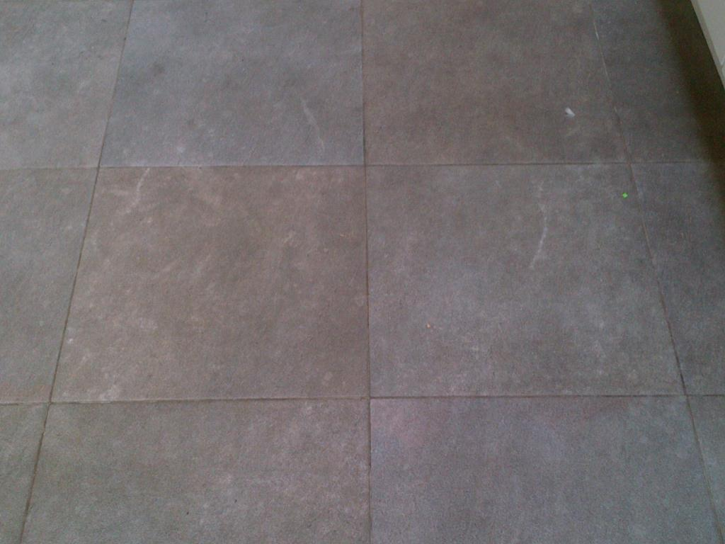 Micro porous textured porcelain in beaconsfield Before Cleaning